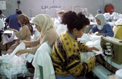 women workers and export processing zones Export processing zones (epzs) are industrial estates that are fenced in for producing manufactured goods for export in short, they are trade enclaves that imp.